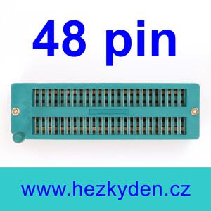 Patice Textool ZIF 48 pin univerzální