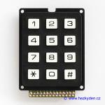 Tlačítková klávesnice