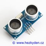 Ultrazvukový modul HC-SR04