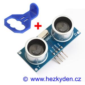 Ultrazvukový modul HC-SR04 - komplet
