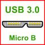 USB 3.0 micro B
