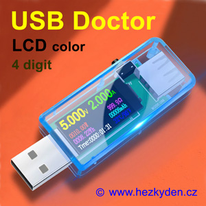 USB Doctor LCD color