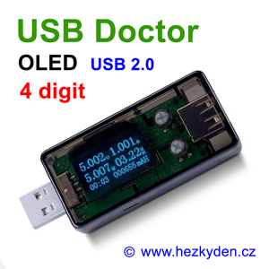 USB Doctor OLED USB2.0