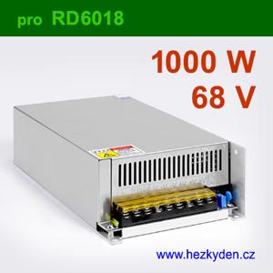 Síťový zdroj S-1000-65