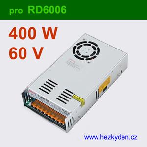 Síťový zdroj S-400-60