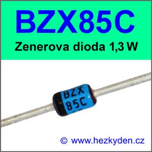 Zenerova dioda BZX85C